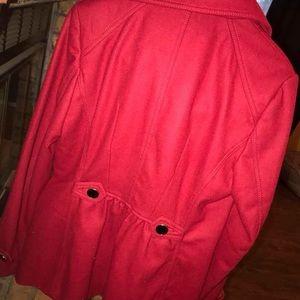 EXPRESS Red Jacket